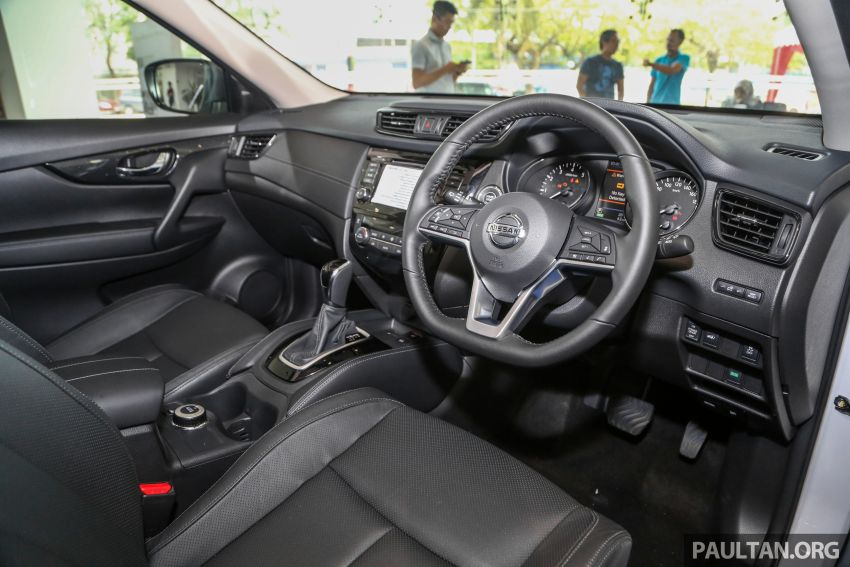 T32 Nissan X-Trail facelift – all four variants previewed! Image #931643