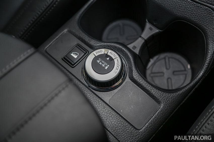 Nissan X-Trail <em>facelift</em> dipertonton di M'sia – empat varian, 2.0L hibrid baru; harga dari RM134k-RM160k Image #931904