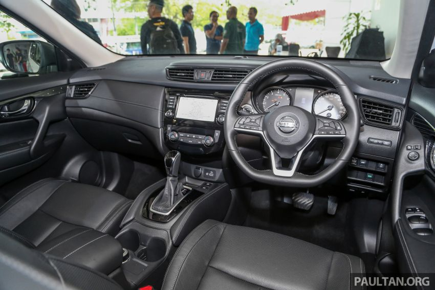 T32 Nissan X-Trail facelift – all four variants previewed! Image #931659