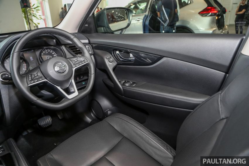 T32 Nissan X-Trail facelift – all four variants previewed! Image #931660