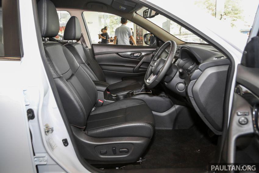 Nissan X-Trail <em>facelift</em> dipertonton di M'sia – empat varian, 2.0L hibrid baru; harga dari RM134k-RM160k Image #931914