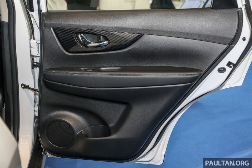 T32 Nissan X-Trail facelift – all four variants previewed! Image #931667