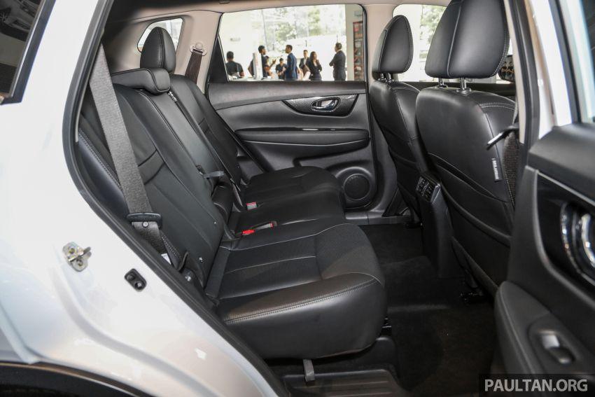 Nissan X-Trail <em>facelift</em> dipertonton di M'sia – empat varian, 2.0L hibrid baru; harga dari RM134k-RM160k Image #931919