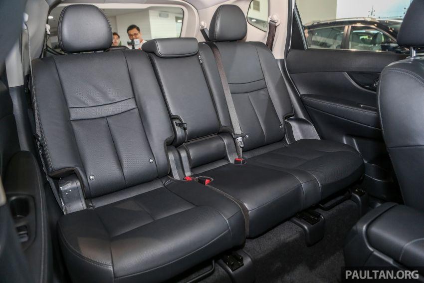 Nissan X-Trail <em>facelift</em> dipertonton di M'sia – empat varian, 2.0L hibrid baru; harga dari RM134k-RM160k Image #931920