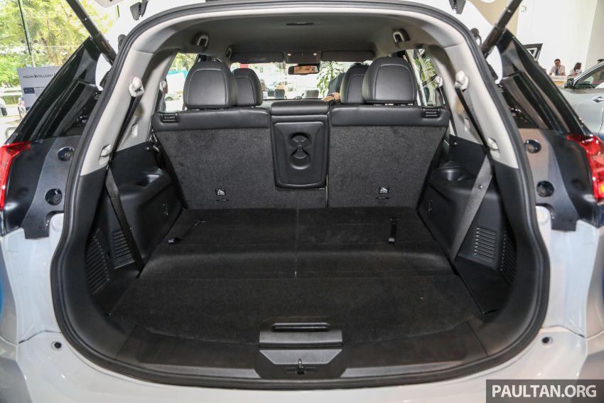 Nissan X-Trail <em>facelift</em> dipertonton di M'sia – empat varian, 2.0L hibrid baru; harga dari RM134k-RM160k Image #931923