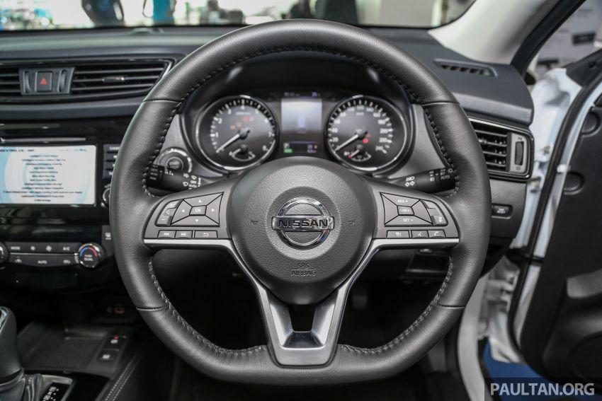 Nissan X-Trail <em>facelift</em> dipertonton di M'sia – empat varian, 2.0L hibrid baru; harga dari RM134k-RM160k Image #931896