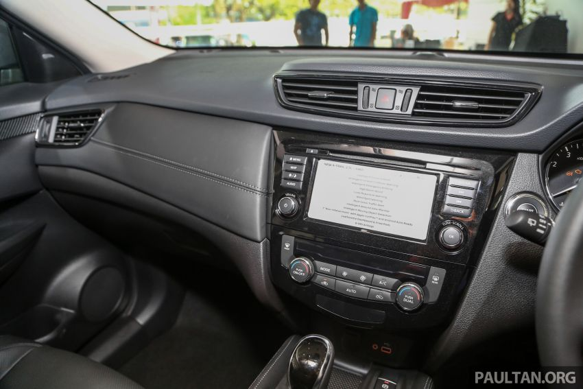 T32 Nissan X-Trail facelift – all four variants previewed! Image #931648