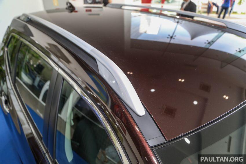 Nissan X-Trail <em>facelift</em> dipertonton di M'sia – empat varian, 2.0L hibrid baru; harga dari RM134k-RM160k Image #931839