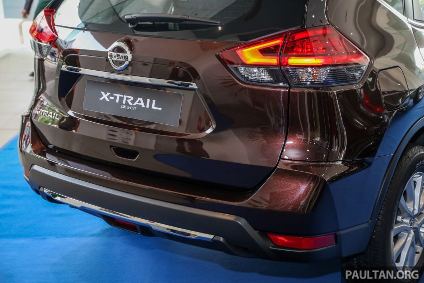 T32 Nissan X-Trail facelift – all four variants previewed! Image #931589