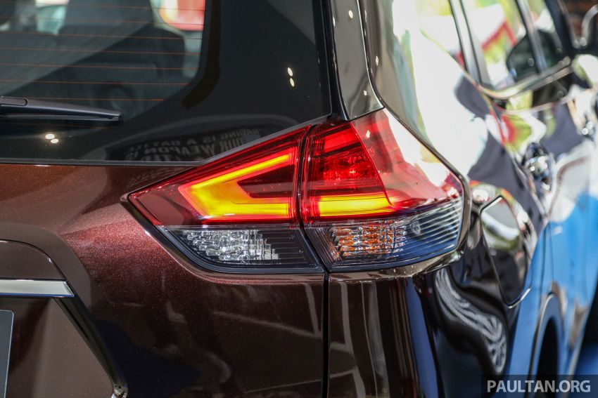 T32 Nissan X-Trail facelift – all four variants previewed! Image #931590