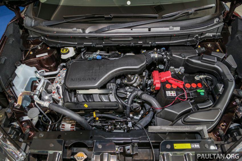 Nissan X-Trail <em>facelift</em> dipertonton di M'sia – empat varian, 2.0L hibrid baru; harga dari RM134k-RM160k Image #931844