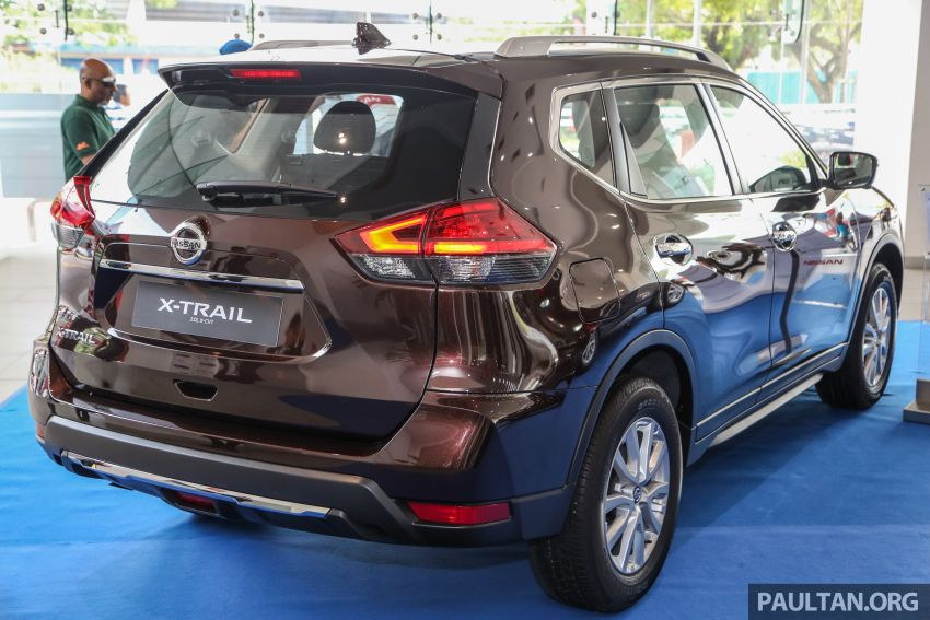 T32 Nissan X-Trail facelift – all four variants previewed! Image #931579