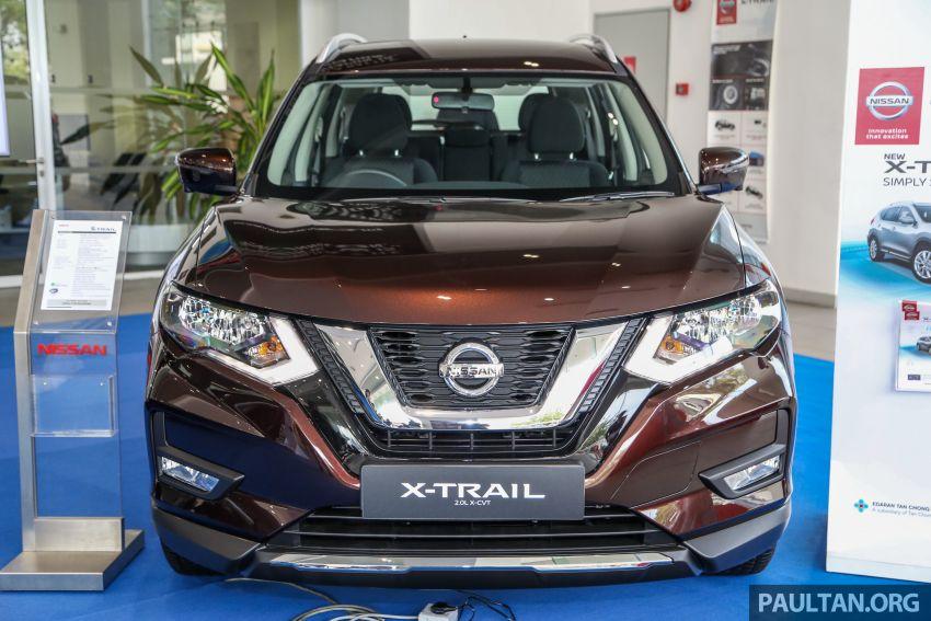 Nissan X-Trail <em>facelift</em> dipertonton di M'sia – empat varian, 2.0L hibrid baru; harga dari RM134k-RM160k Image #931832