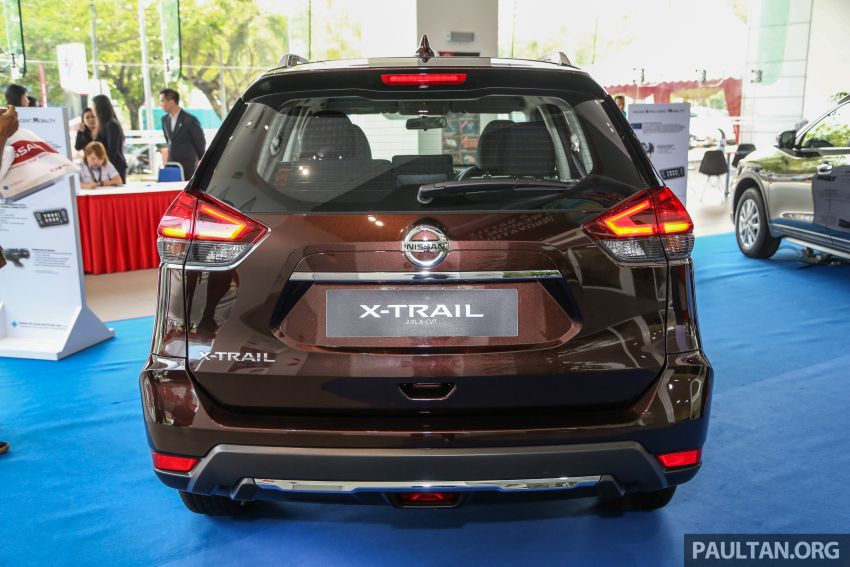 T32 Nissan X-Trail facelift – all four variants previewed! Image #931581
