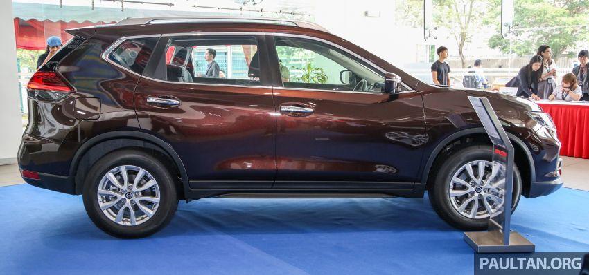 Nissan X-Trail <em>facelift</em> dipertonton di M'sia – empat varian, 2.0L hibrid baru; harga dari RM134k-RM160k Image #931834