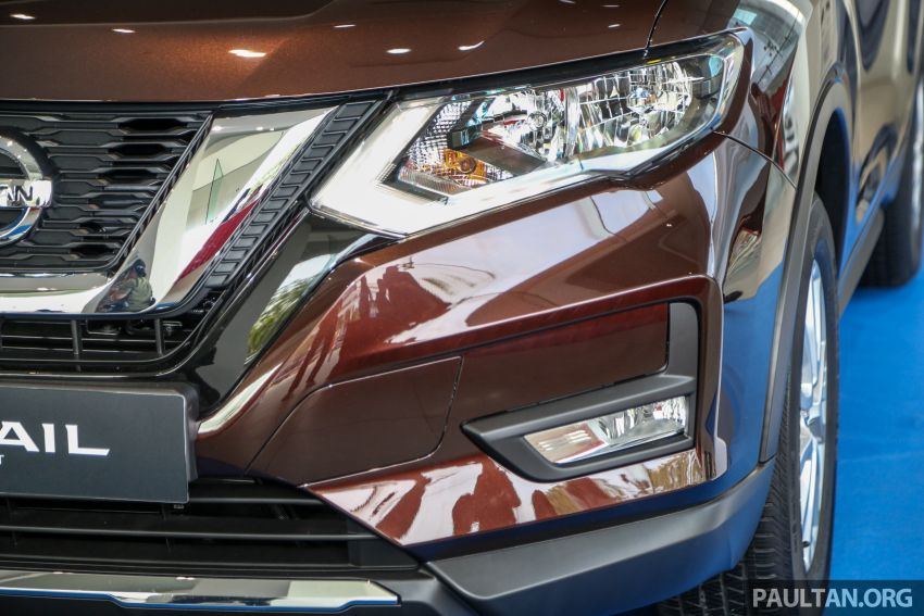 T32 Nissan X-Trail facelift – all four variants previewed! Image #931584