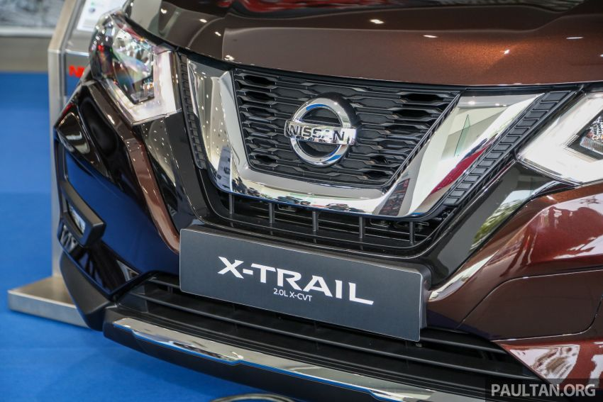 T32 Nissan X-Trail facelift – all four variants previewed! Image #931585