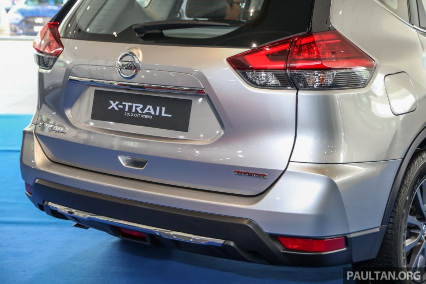 T32 Nissan X-Trail facelift – all four variants previewed! Image #931689