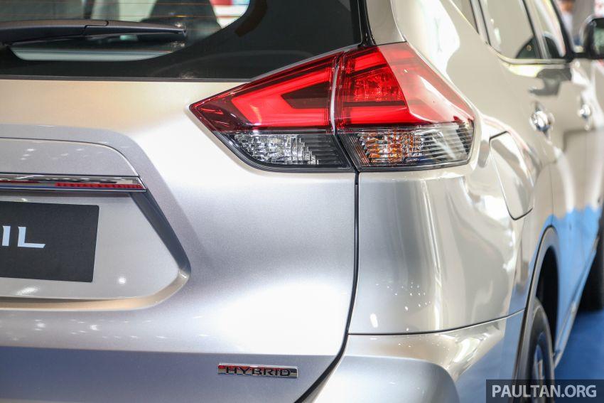 Nissan X-Trail <em>facelift</em> dipertonton di M'sia – empat varian, 2.0L hibrid baru; harga dari RM134k-RM160k Image #931940