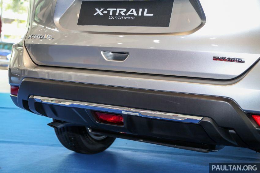 Nissan X-Trail <em>facelift</em> dipertonton di M'sia – empat varian, 2.0L hibrid baru; harga dari RM134k-RM160k Image #931941