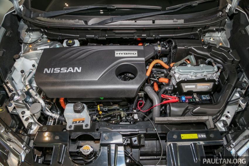 T32 Nissan X-Trail facelift – all four variants previewed! Image #931692