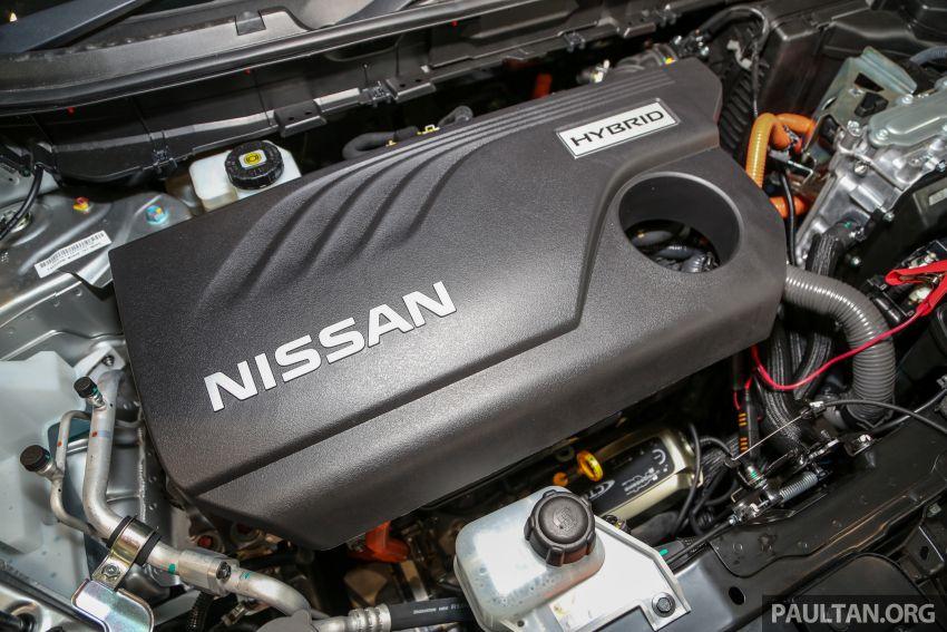 Nissan X-Trail <em>facelift</em> dipertonton di M'sia – empat varian, 2.0L hibrid baru; harga dari RM134k-RM160k Image #931943