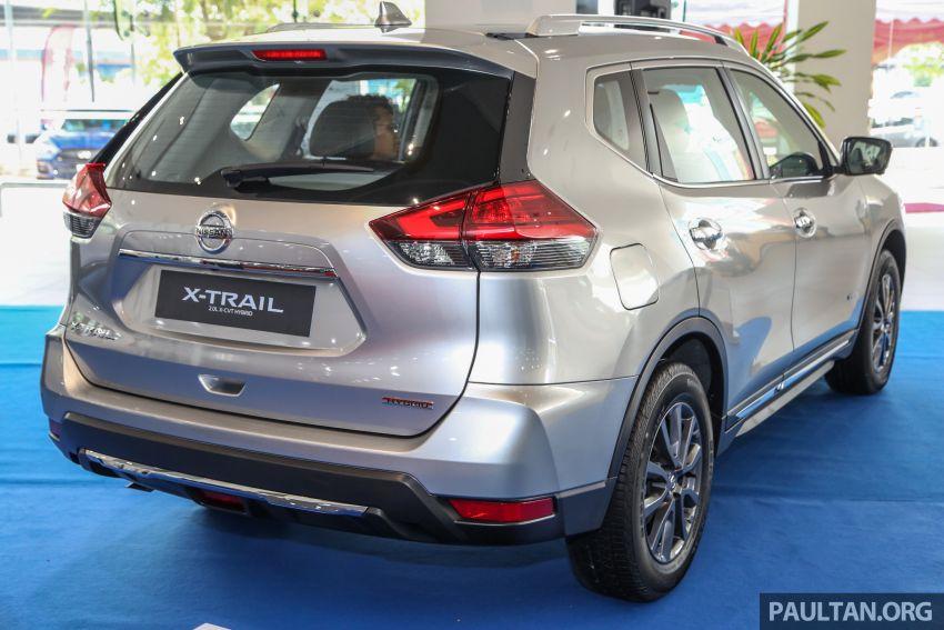 Nissan X-Trail <em>facelift</em> dipertonton di M'sia – empat varian, 2.0L hibrid baru; harga dari RM134k-RM160k Image #931927