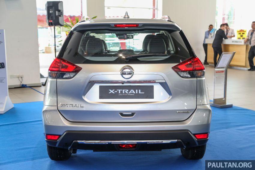 Nissan X-Trail <em>facelift</em> dipertonton di M'sia – empat varian, 2.0L hibrid baru; harga dari RM134k-RM160k Image #931929