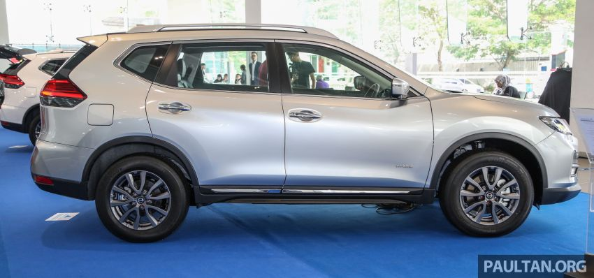 Nissan X-Trail <em>facelift</em> dipertonton di M'sia – empat varian, 2.0L hibrid baru; harga dari RM134k-RM160k Image #931930