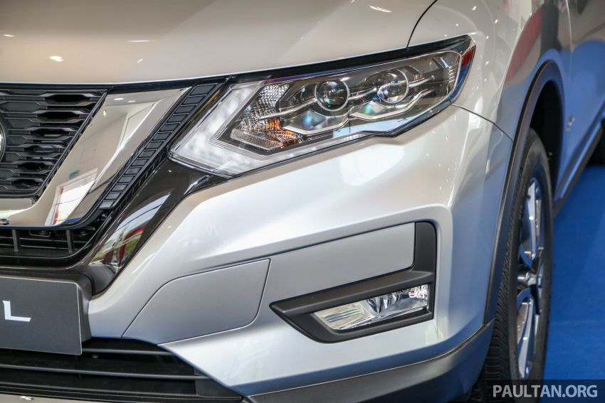 T32 Nissan X-Trail facelift – all four variants previewed! Image #931682