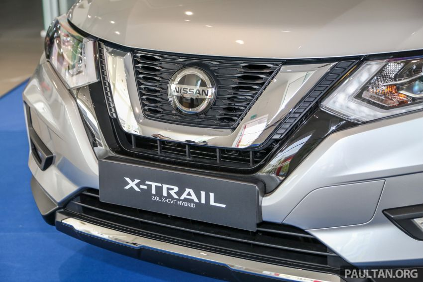 T32 Nissan X-Trail facelift – all four variants previewed! Image #931683