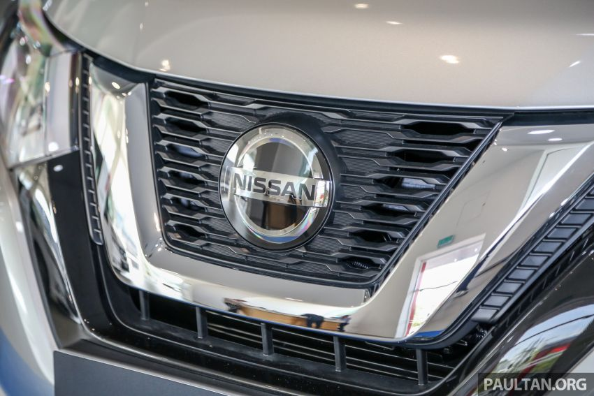 T32 Nissan X-Trail facelift – all four variants previewed! Image #931684