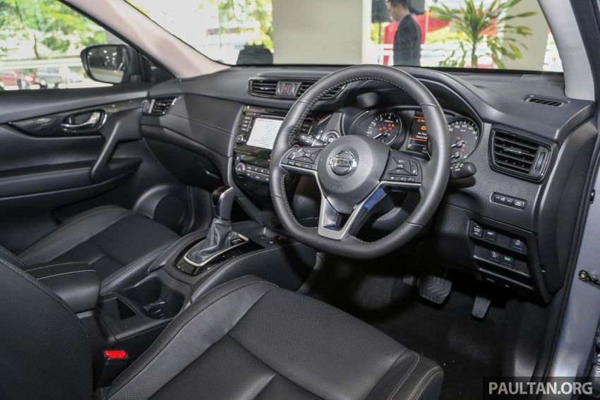 T32 Nissan X-Trail facelift – all four variants previewed! Image #931694