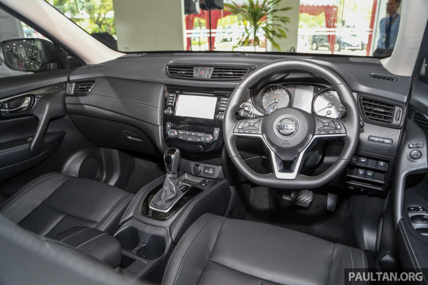 T32 Nissan X-Trail facelift – all four variants previewed! Image #931708