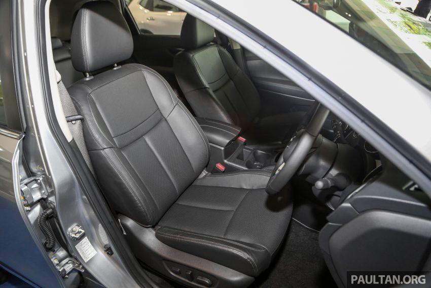 Nissan X-Trail <em>facelift</em> dipertonton di M'sia – empat varian, 2.0L hibrid baru; harga dari RM134k-RM160k Image #931964