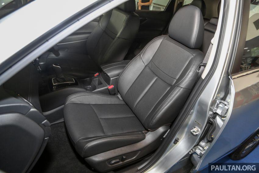 Nissan X-Trail <em>facelift</em> dipertonton di M'sia – empat varian, 2.0L hibrid baru; harga dari RM134k-RM160k Image #931965