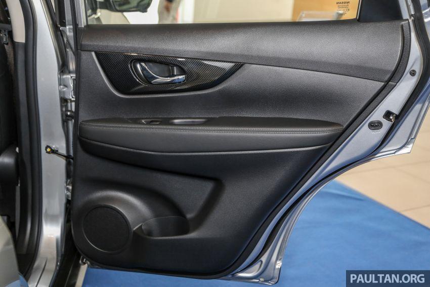 Nissan X-Trail <em>facelift</em> dipertonton di M'sia – empat varian, 2.0L hibrid baru; harga dari RM134k-RM160k Image #931967