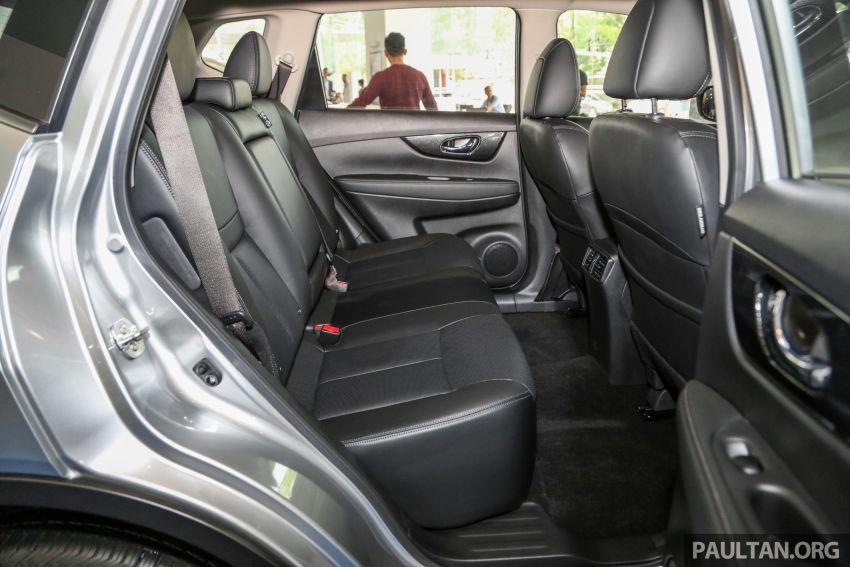 Nissan X-Trail <em>facelift</em> dipertonton di M'sia – empat varian, 2.0L hibrid baru; harga dari RM134k-RM160k Image #931968