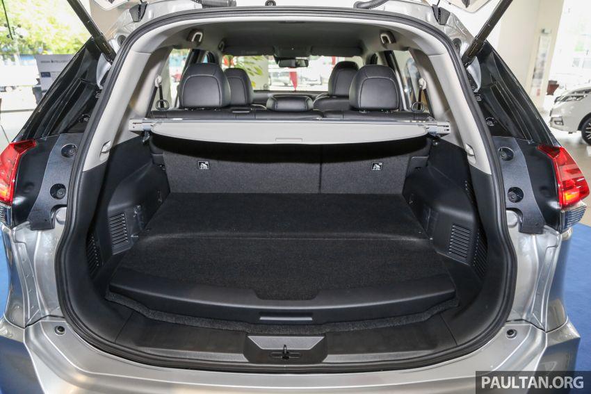 Nissan X-Trail <em>facelift</em> dipertonton di M'sia – empat varian, 2.0L hibrid baru; harga dari RM134k-RM160k Image #931972