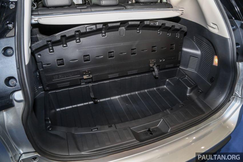 Nissan X-Trail <em>facelift</em> dipertonton di M'sia – empat varian, 2.0L hibrid baru; harga dari RM134k-RM160k Image #931973