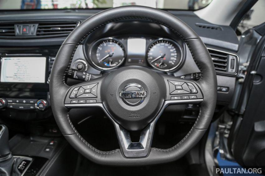 Nissan X-Trail <em>facelift</em> dipertonton di M'sia – empat varian, 2.0L hibrid baru; harga dari RM134k-RM160k Image #931947