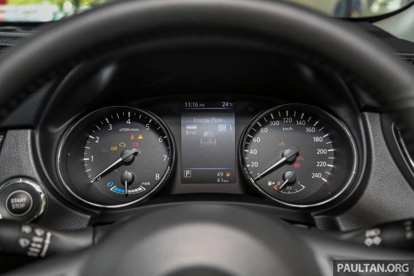 Nissan X-Trail <em>facelift</em> dipertonton di M'sia – empat varian, 2.0L hibrid baru; harga dari RM134k-RM160k Image #931948