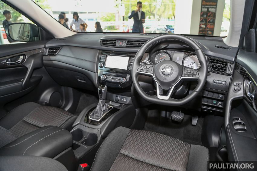 T32 Nissan X-Trail facelift – all four variants previewed! Image #931610
