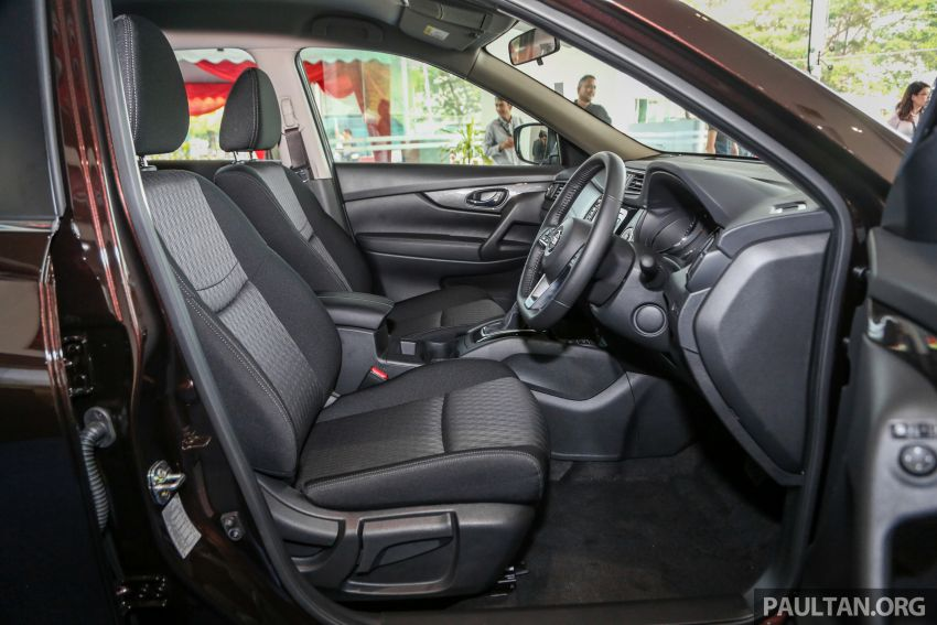 T32 Nissan X-Trail facelift – all four variants previewed! Image #931614