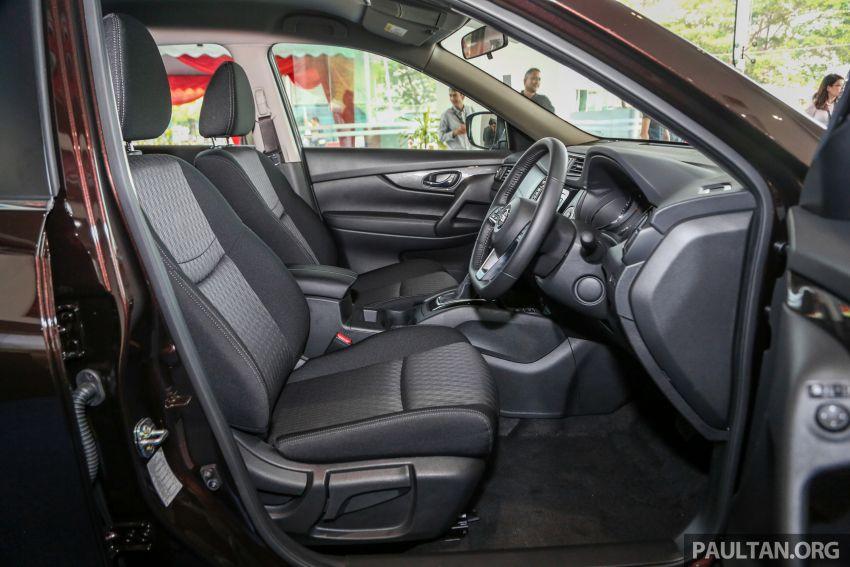Nissan X-Trail <em>facelift</em> dipertonton di M'sia – empat varian, 2.0L hibrid baru; harga dari RM134k-RM160k Image #931865