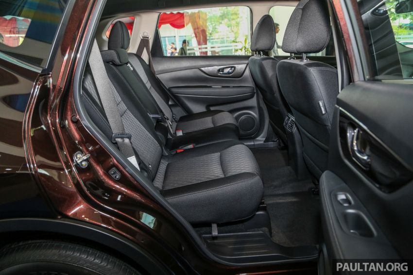 Nissan X-Trail <em>facelift</em> dipertonton di M'sia – empat varian, 2.0L hibrid baru; harga dari RM134k-RM160k Image #931870