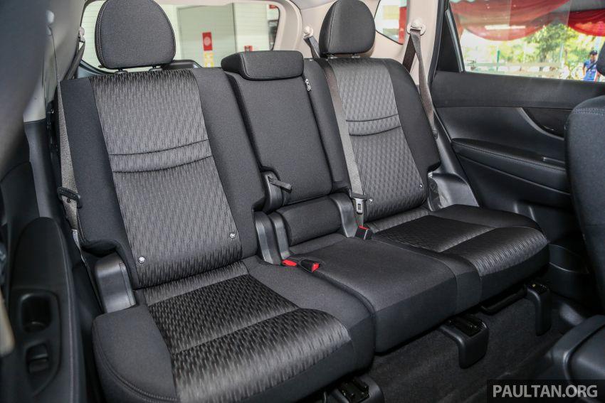 Nissan X-Trail <em>facelift</em> dipertonton di M'sia – empat varian, 2.0L hibrid baru; harga dari RM134k-RM160k Image #931872