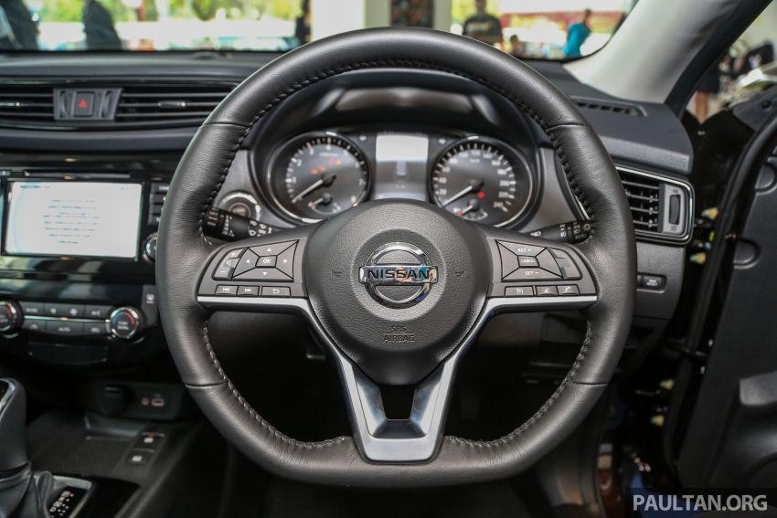 Nissan X-Trail <em>facelift</em> dipertonton di M'sia – empat varian, 2.0L hibrid baru; harga dari RM134k-RM160k Image #931848