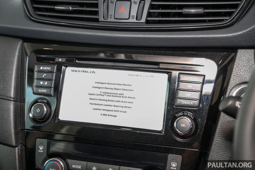 Nissan X-Trail <em>facelift</em> dipertonton di M'sia – empat varian, 2.0L hibrid baru; harga dari RM134k-RM160k Image #931851