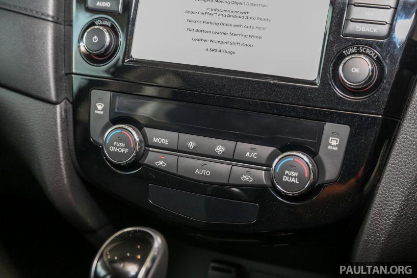 Nissan X-Trail <em>facelift</em> dipertonton di M'sia – empat varian, 2.0L hibrid baru; harga dari RM134k-RM160k Image #931852